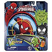 Spiderman Splat Catch