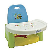 The First Years My Friends Tigger & Pooh Swing Tray Booster Seat