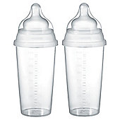 Tommee Tippee Steri Bottle 250Ml - 2 Pack