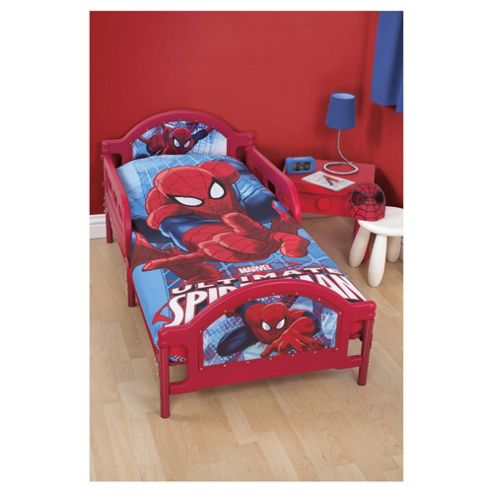Spiderman Junior Bed Duvet Set