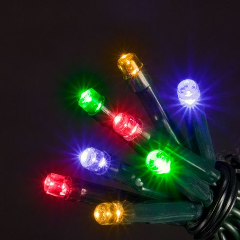 Buy Battery Operated 50 Multi Colour Chaser Lights From