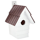 Tesco Small Bird House Ornament