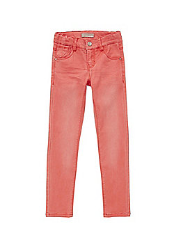 Name It Coral Skinny Jeans - Coral