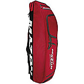 Mazon Fusion Combo Hockey Player Bag Hockey Stick Holder Carrycase - Red