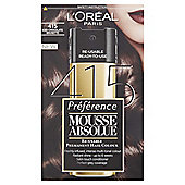 L'Oréal Mousse Absolue 415 Iced Chocolate