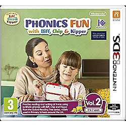 Phonics Fun with Biff, Chip and Kipper Vol.2 3DS