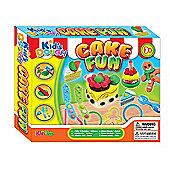 Kid's Dough Cake Fun