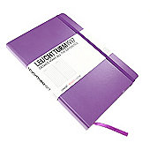 Leuchtturm 1917 Medium Notebook Ruled Lavender