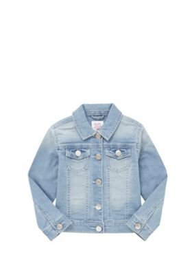Product photo of F f denim jacket