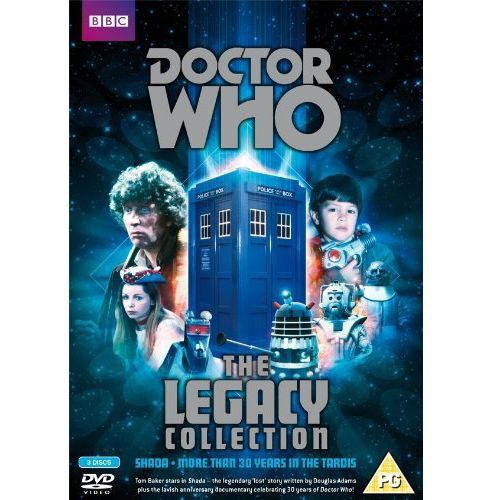 Doctor Who: The Legacy Collection (DVD Boxset)