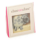 Choc-on-Choc Mini Chocolate Cow