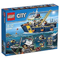 LEGO City Deep Sea Exploration 60095