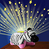 Pillow Pets  Zippity Zebra Dream Lite