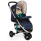 Hauck Disney Miami 3 Stroller (Pooh Ready to Play)