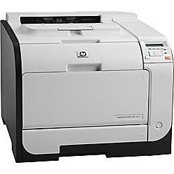HP LaserJet Pro 400 Colour M451nw Printer