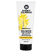 Nicky Clarke Lightboost Blonde Shampoo 250Ml