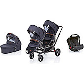 ABC Design Zoom Travel System Sibling Bundle (Street)