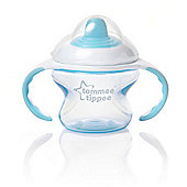 Tommee Tippee Explora Easiflow First Sips Cup 4-7 months Blue