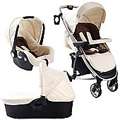 My Babiie Billie Faiers MB100+ Travel System (Cream)