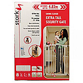 Stork Childcare Products Safety Gate Extra-Tall Height