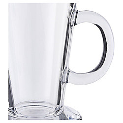 Single Latte Glass