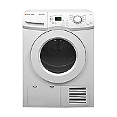 Russell Hobbs Condenser Tumble Dryer, RH8CTD600, 8KG Load - White