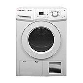 Russell Hobbs White 8kg Condenser Tumble Dryer, RH8CTD600