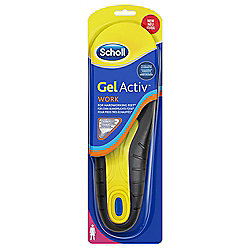Scholl Gel Activ Insole Work - Women