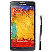 SIM Free Unlocked Samsung Galaxy Note 3 Jet Black