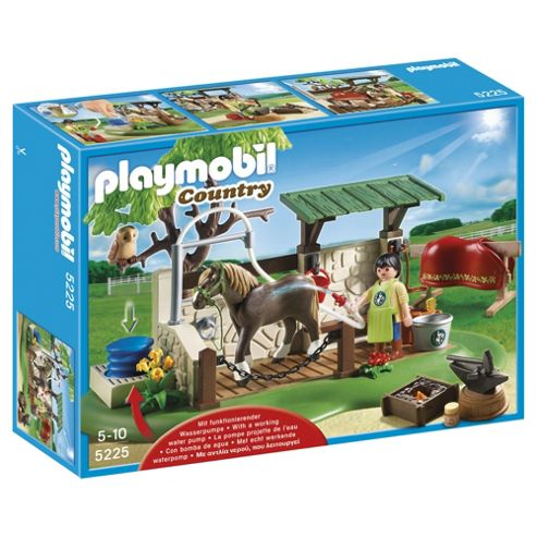 Playmobil 5225 Country Horse Care Station