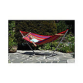 Amazonas Elltex Products Aruba Cayenne Hammocks in Red