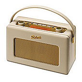 Roberts RD60 Revival DAB/FM Digital Radio - Pastel Cream