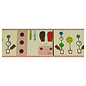 Lollipop Lane Herbs Garden Paper Border 5m