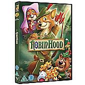 Disney: Robin Hood (DVD)