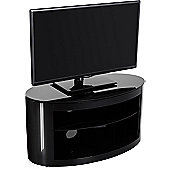AVF Buckingham Black TV Stand for up to 37 inch