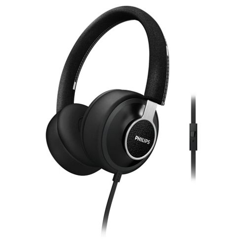 Philips SHL5605FB Citiscape Downtown Headphones - Black