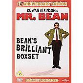Mr Bean Series 1 Vol 1-4 DVD