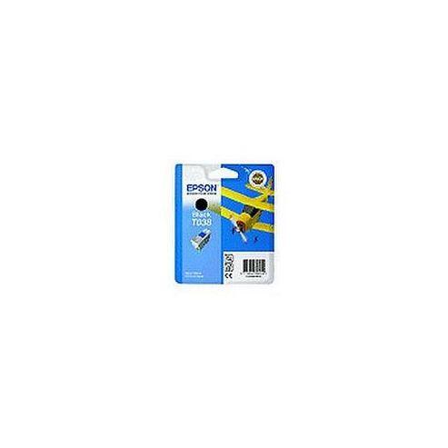 Epson T038 Black Ink Cartridge for Stylus C43 Printer