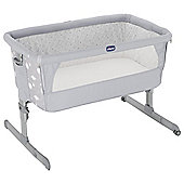 Chicco Next2Me Side-Sleeping Crib (Circles)