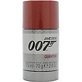 James Bond 007 Quantum Deodorant Stick 75ml