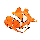 Trunki Paddlepak Kids Backpack - Clown Fish