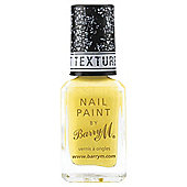 Barry M Textured Nail Paint 2 Station Road 10Ml