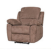 Sofa Collection Constance Recliner Armchair - 1 Seat - Dark Brown