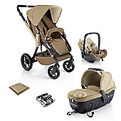 Concord Wanderer Travel Set (Beige)