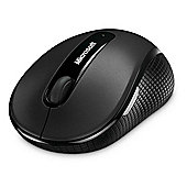 Microsoft Wireless Mobile Mouse 4000 USB BlueTrack Graphite