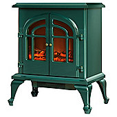 Warmlite WL46001G Log Effect Stove Fire