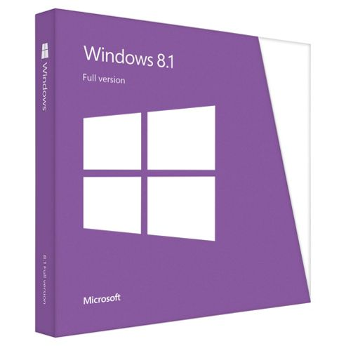 Microsoft Windows 8.1 Upgrade