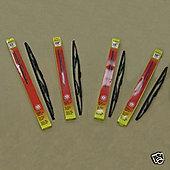 Stadium - Universal Fit Wiper Blades 15inch - 10 Pack
