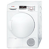 Bosch WTB84200GB Condenser Tumble Dryer, 8kg, B Energy Rating, White