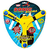 Wicked Sonic Booma (Yellow colour supplied)